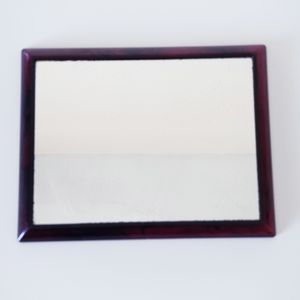 Small vanity mirror with frame & Stand Estee Lauder Makeup for Sale in Colton, CA
