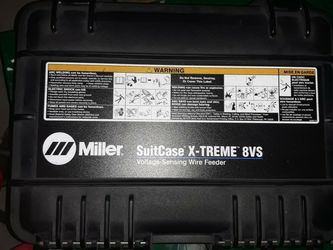Miller Suitcase Xtreme 8vs for Sale in Buda,  TX
