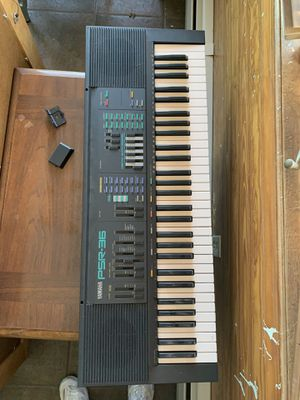 Keyboard Yamaha PSR-36 for Sale in Mount Wolf, PA