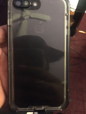 Matte Black IPhone 7 Plus for Sale in Milwaukee, WI