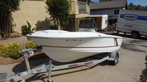 Center console boat for Sale in Menifee, CA