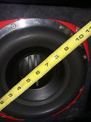 Orion Hcca Subwoofer for Sale in Anaheim, CA