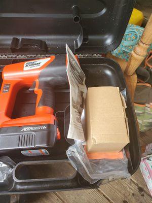Black decker nail gun industrial for Sale in Kodak, TN