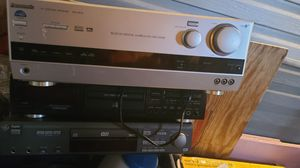 PANASONIC & General Electric cd recorder, DVD player Surround decoder for Sale in Dover, DE