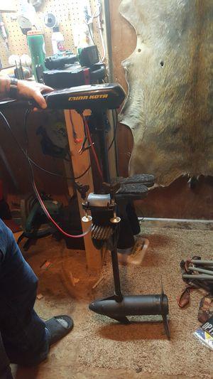 Minnkota maxum 55T trolling motor for Sale in Gold Bar, WA