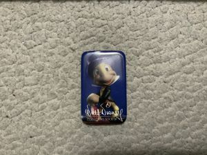 Cast Employee Pin/Button (Not sold to the public) Walt Disney Imagineering WDI Character: Jiminy Cricket Theme: Walt Disney Collectors Society for Sale in Henderson, NV