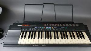 YAMAHA Psr-2 keyboard Synthesizer for Sale in Tacoma, WA