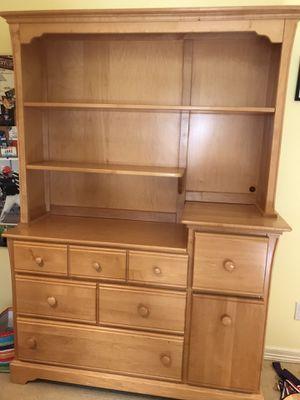 Little Folks Dresser & Hutch for Sale in Redmond, WA