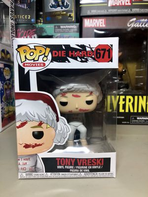 Funko POP Die Hard Tony Vreski Action Figure Collectible for Sale in Long Beach, CA