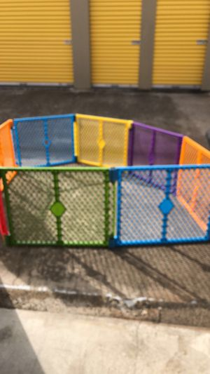 Kids gate for Sale in Mansfield, TX