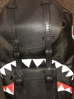 Sprayground Backpack 'The Hills' Black for Sale in Dallas,  TX