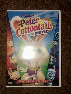 NIB Peter Cottontail the Movie DVD for Sale in Winfield, IL