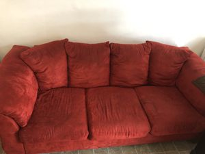 Red couches for Sale in Delano, CA