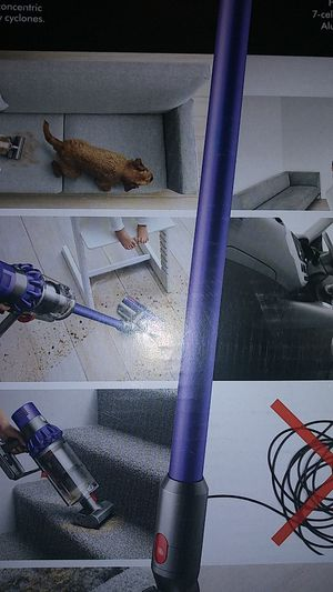 DYSON VACUUM cycloneV10-animal (purple)$350 for Sale in Los Angeles, CA