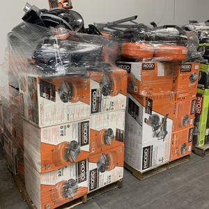 RIGID SALE- Miter Saws, Table Saws, Stands 30-50% OFF for Sale in Tampa, FL