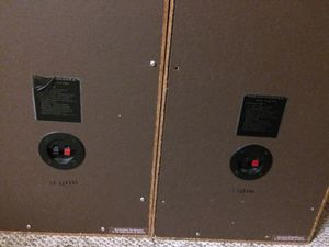 2 marantz tower speakers for Sale in Westminster, MD