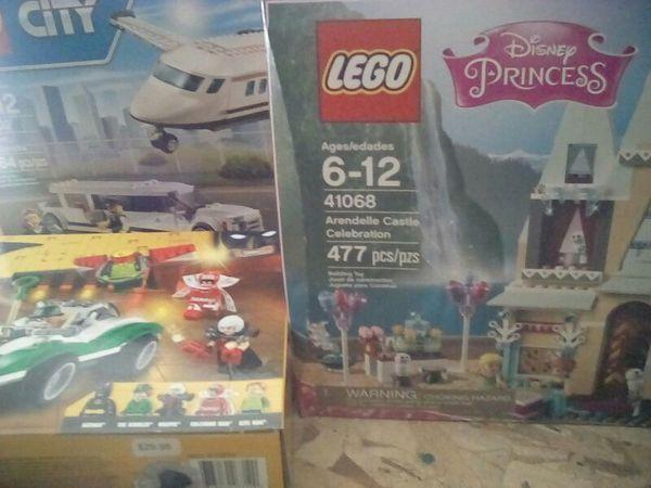Legos BRAND NEW SEALED 3 SET Bundle