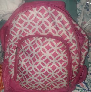 Pink Patterned Backpack for Sale in Clearwater, FL