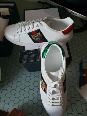 Gucci Ace Tiger Sneaker for Sale in West Palm Beach, FL