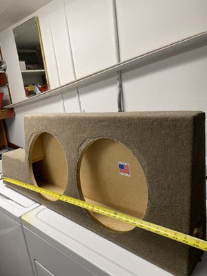 Subwoofer Box for Sale in San Francisco, CA