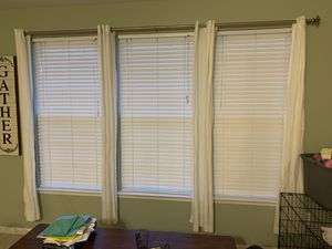 White curtains for Sale in Kearneysville, WV