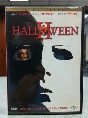 Halloween II 1981 DVD Movie John Carpenter Michael Myers for Sale in Los Angeles, CA