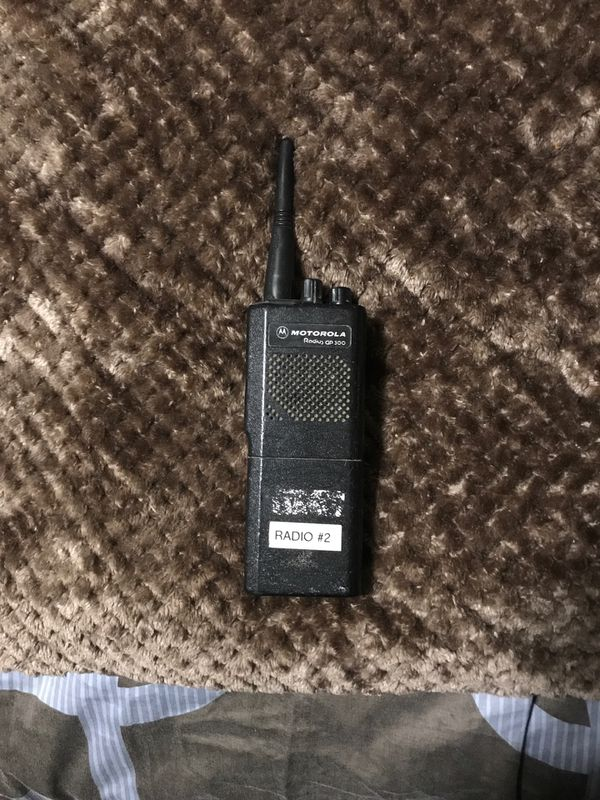 Motorola Radius GP300 Radio