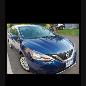 2019 Nissan Semtra 8k.mile Certified Factory Warranty for Sale in Beaverton, OR