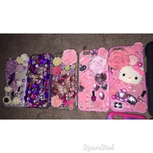 iPhone 6 cases! Let me which one you like and I'll give you a price! for Sale in San Carlos, AZ