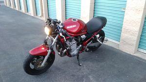 2002 Suzuki bandit 600cc for Sale in Corona, CA