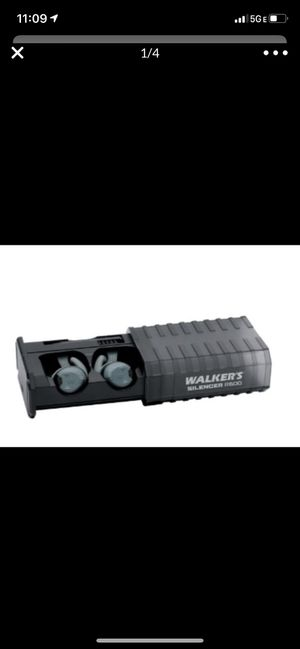 Walkers Silencer Earbuds R600 for Sale in Los Angeles, CA