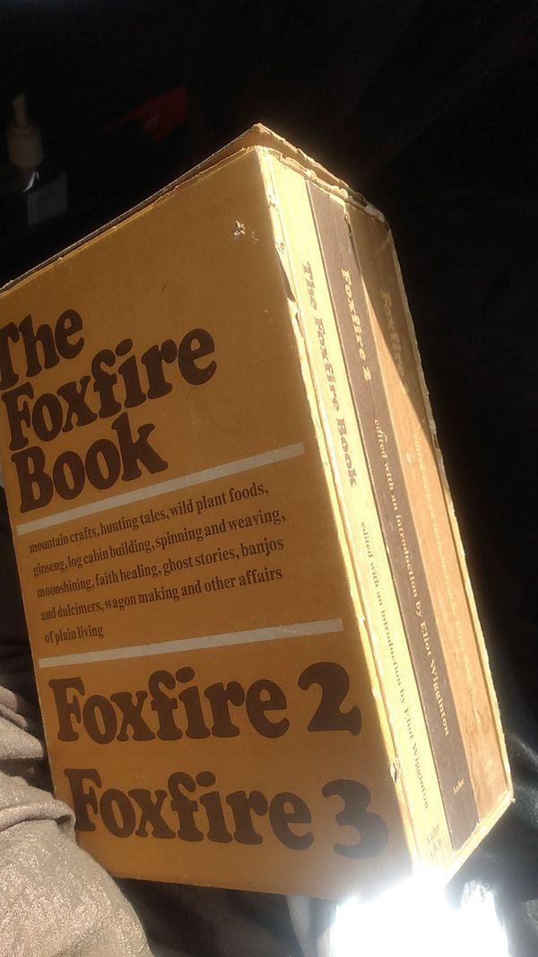 The Foxfire Books