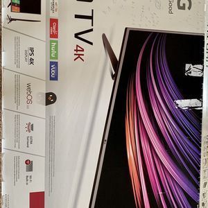 New LG 55 inch 4K UHD LED Smart Tv with Box for Sale in Rochester, MI