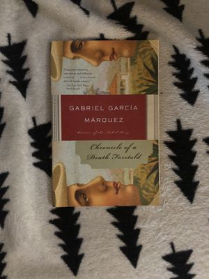Chronicles of a Death Foretold by Gabriel Garcia Marquez for Sale in Atlanta, GA