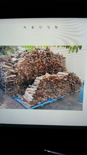 Firewood seasoned split cord for pick up for Sale in San Leandro, CA