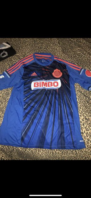 Chivas jersey new with out tags size is xl for Sale in Perris, CA