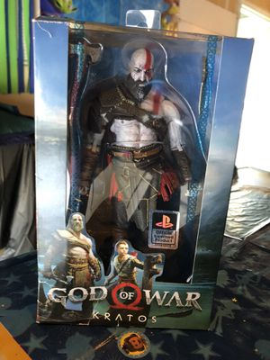 God of War toy for Sale in Sacramento, CA