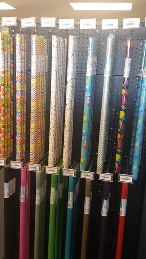 Gift Wrapping paper for Sale in Fayetteville, GA