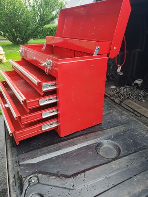 Blue point tool chest for Sale in Worcester, MA