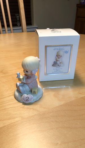 Precious Moments - Growing in Grace AGE 2 BLONDE for Sale in Aloha, OR