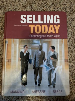 Selling Today Book for Sale in Mansfield, OH