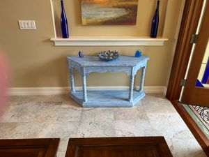 Farmhouse console table for Sale in Palm Shores, FL