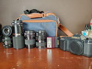 Canon T50 Film Camera. for Sale in Annandale, VA