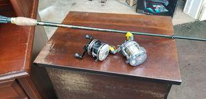 Bass Pro Shops/Abu Garcia Fishing gear for Sale in Fairfax, VA