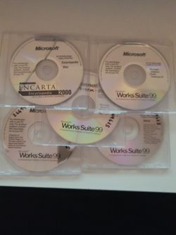 Microsoft Works Suite 99 for Sale in Chicago,  IL