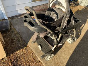Graco double stroller for Sale in Norfolk, VA