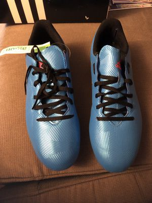 Adidas Performance boy's kids Messi 16.4 Size 5 1/2 for Sale in Gaithersburg, MD
