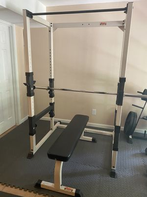 Home gym set for Sale in West Columbia, SC