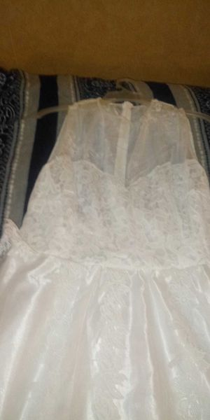 White wedding dress for Sale in Daleville, VA