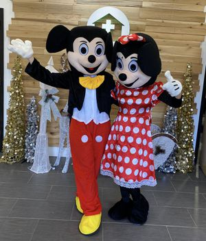 Minnie and Mickey Mouse Party Hosts! Face painting! for Sale in Matthews, NC